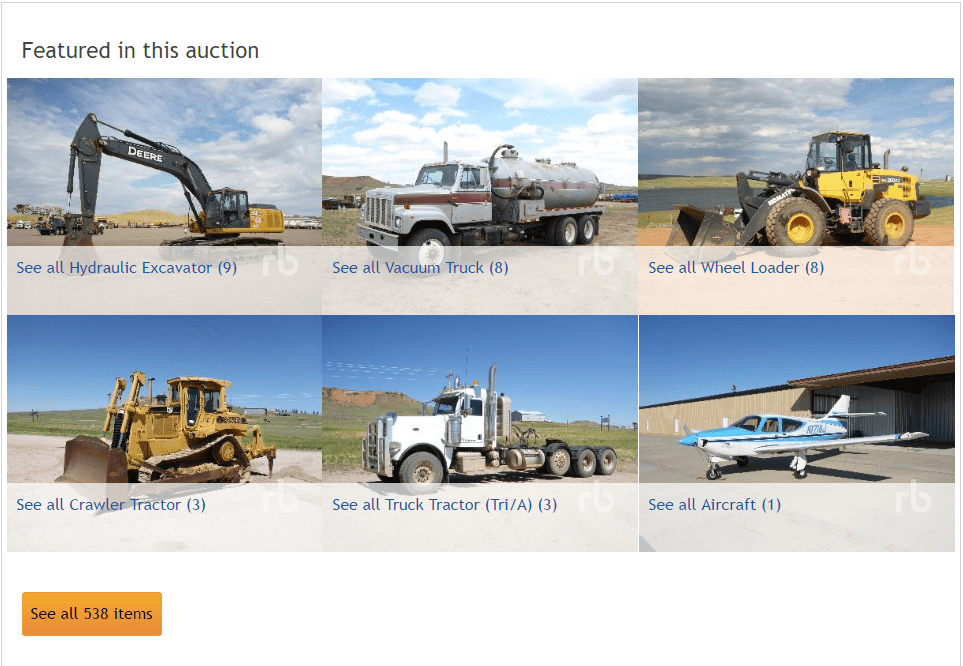 july 19 ritchie bros auction