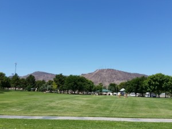 Day 7 - Black Mountain from the park