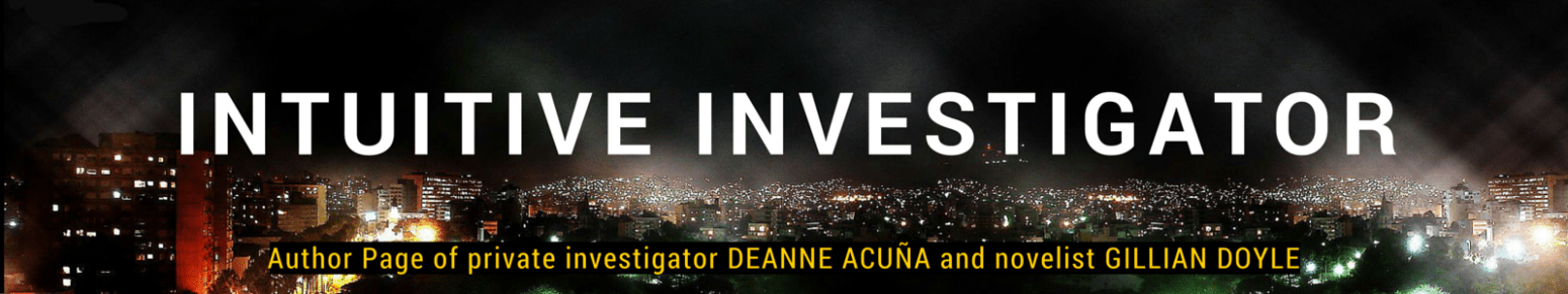 Intuitive Investigator Series - header
