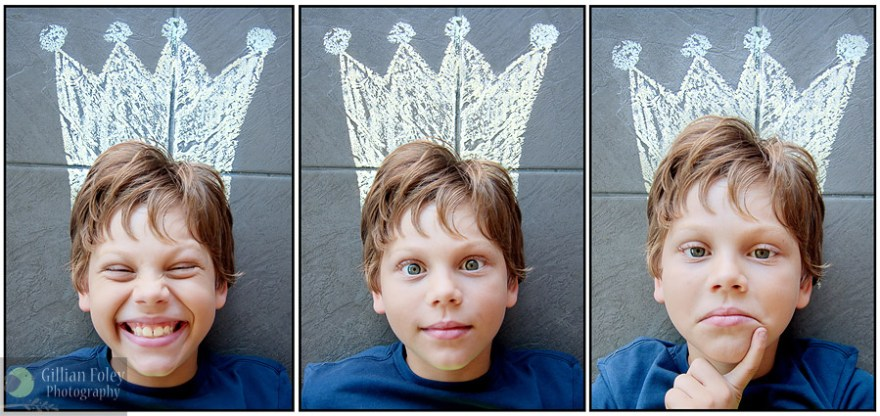 Chalk Photography Fun | Gillian Foley Photography