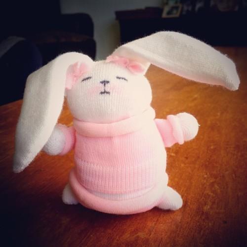 Easter bunny | Gillian Foley Photography