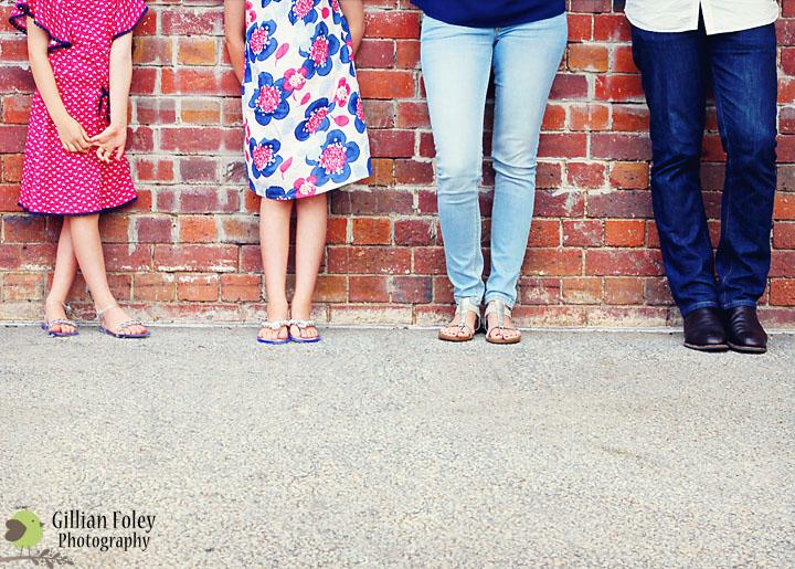 The Mandile Family | Gillian Foley Photography