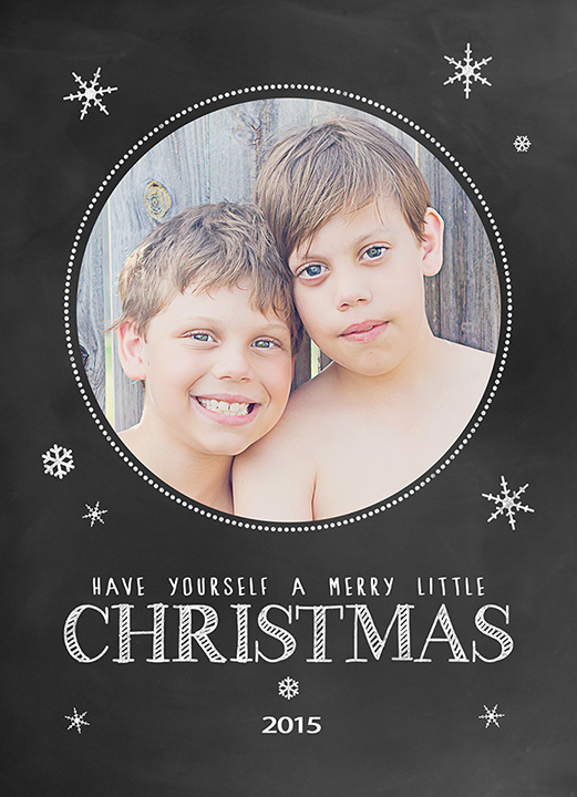 Foley Facebook Xmas Card | Gillian Foley Photography