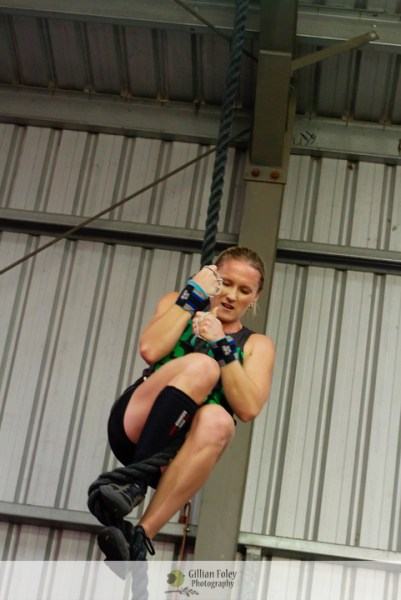 Crossfit Competition @The People's Gym | Gillian Foley Photography