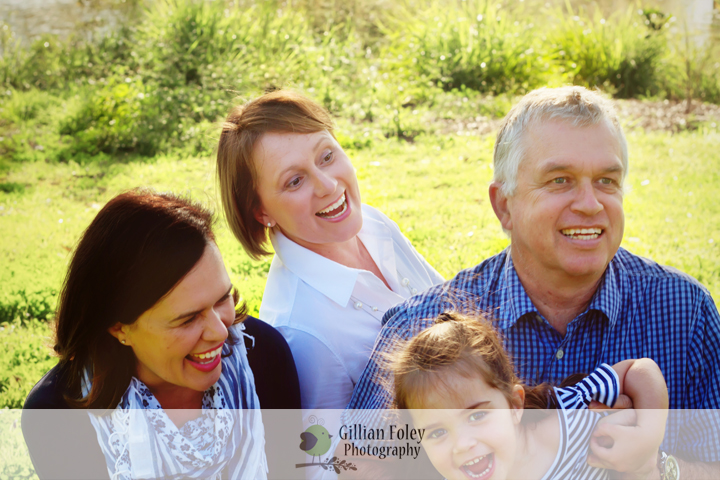The Clampett-Warren Family | Gillian Foley Photography