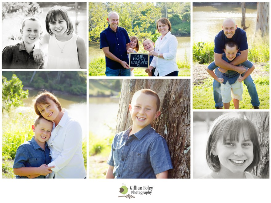 The Clampett-Warren Family | Gillian Foley Photography