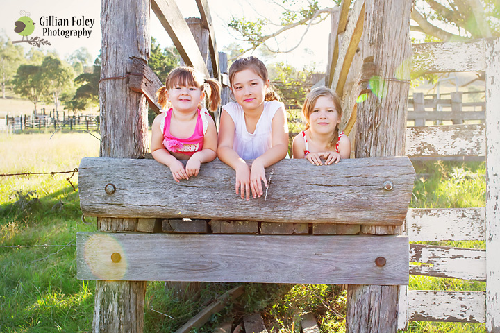 Rossow Family Session | Sisters