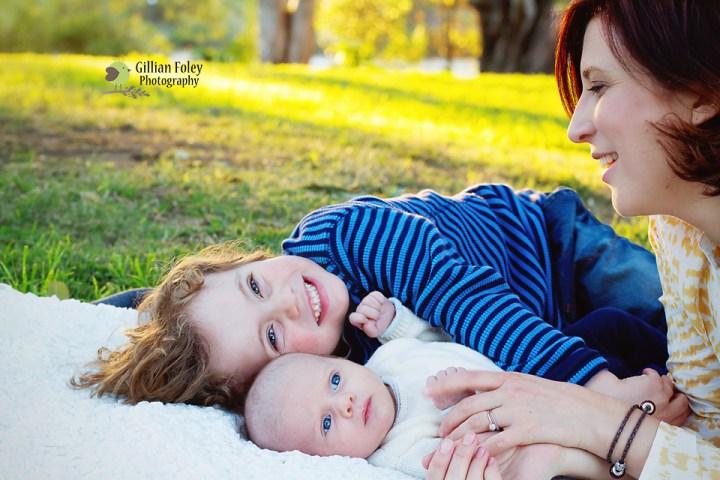 Ashleigh's family shoot