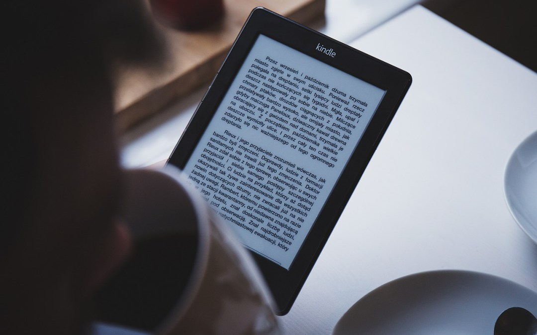 Books are going digital