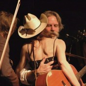 With Bob Weir, Merlefest 2006