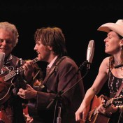 With Peter Rowan, Merlefest 2006