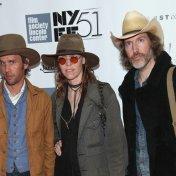 Willie Watson, Gillian Welch & David Rawlings at New York Film Festival.