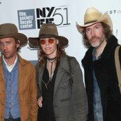 Willie Watson, Gillian Welch & David Rawlings at New York Film Festival.