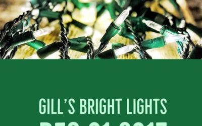 Gill's Bright Lights opens December 1 2017