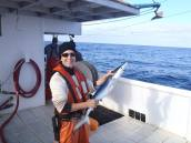 Dr. Lisa Natanson, National Marine Fisheries Service