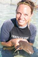 Kat Gledhill, South African Shark Conservancy