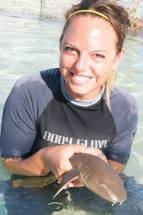 Kat Gledhill, South African Shark Conservancy
