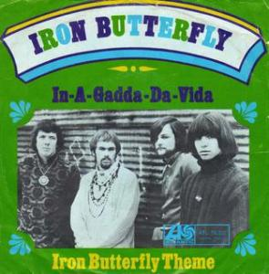 Iron Butterfly album