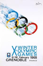 1968 Olympic rings