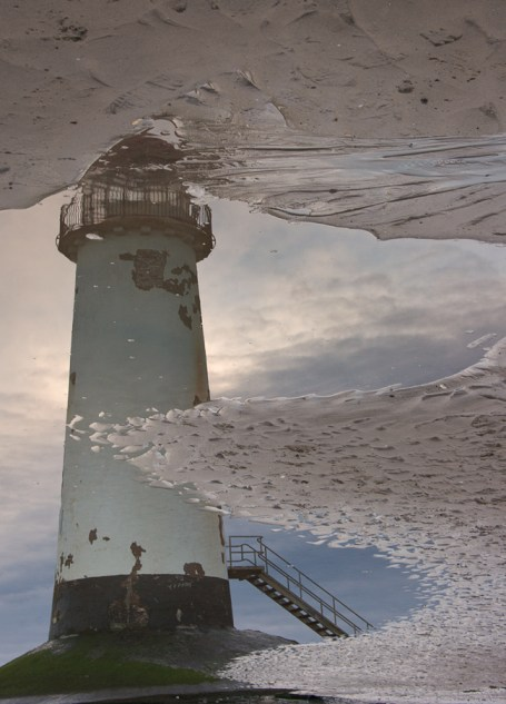 Reflection 1, Talacre Lighthouse