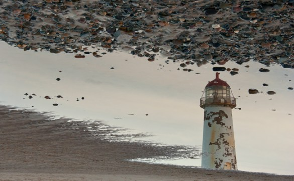 Reflection 3, Talacre Lighthouse