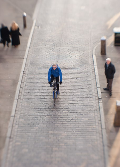 Cyclist, Chester