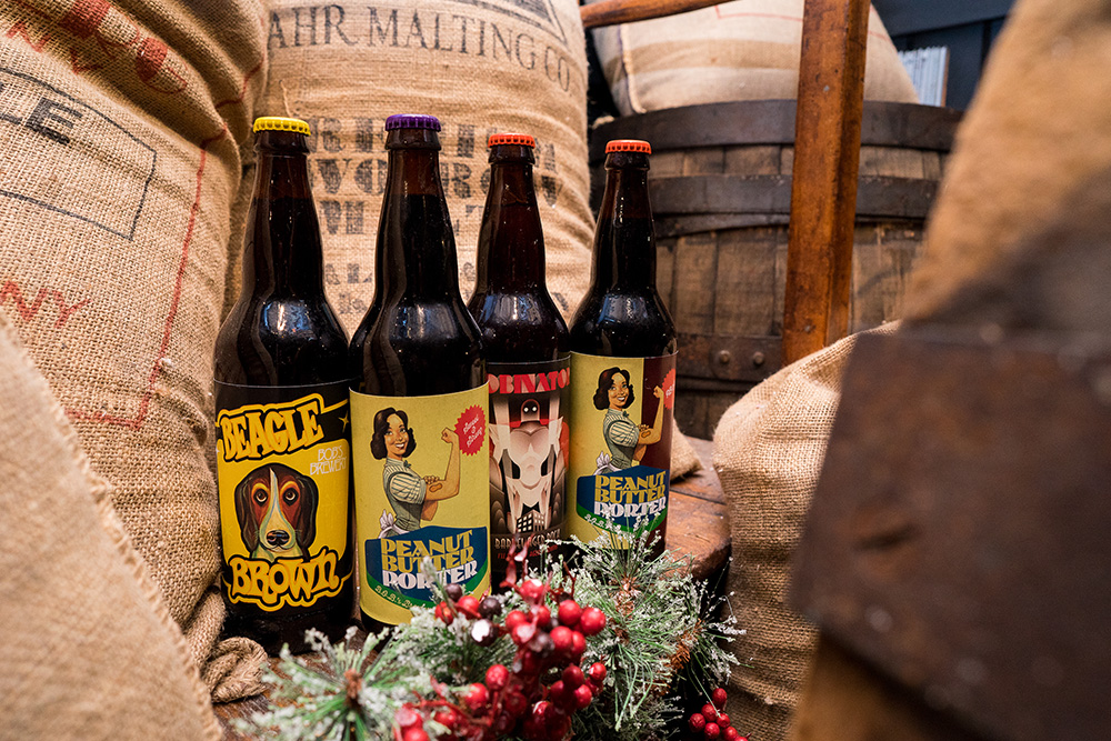 Thanksgiving Tips - B.O.B.'s Beer   The Gilmore Collection www.thegilmorecollection.com
