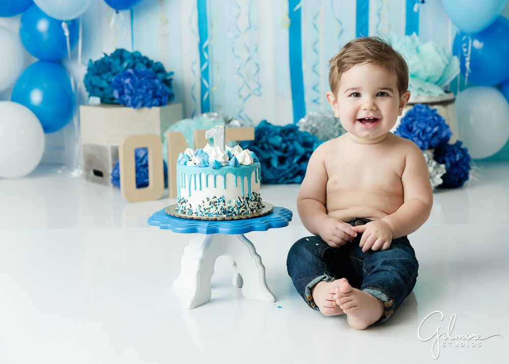Cake Smash Photography For Boys Gilmore Studios Orange County Newborn Cake Smash Family And Wedding Photographer