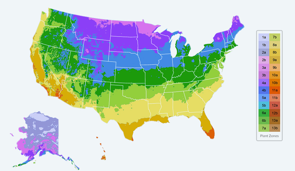 US Planting Map Featured Image 1