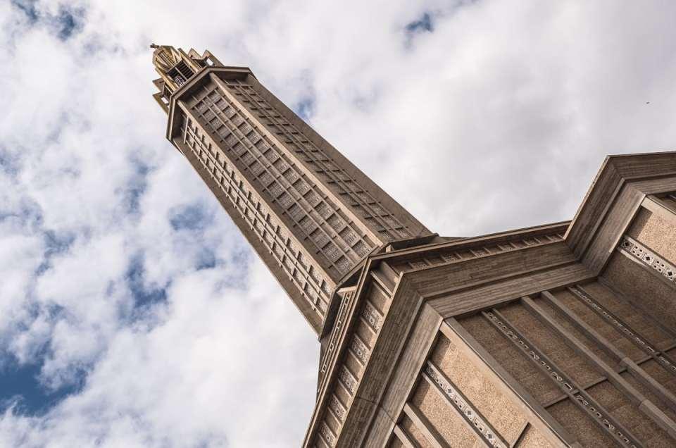 L'église Saint Joseph du Havre, trois étoiles au guide Michelin