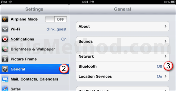 ipad battery tip screen bluetooth 7 Tips to Help You Maximize Your iPads Battery Life