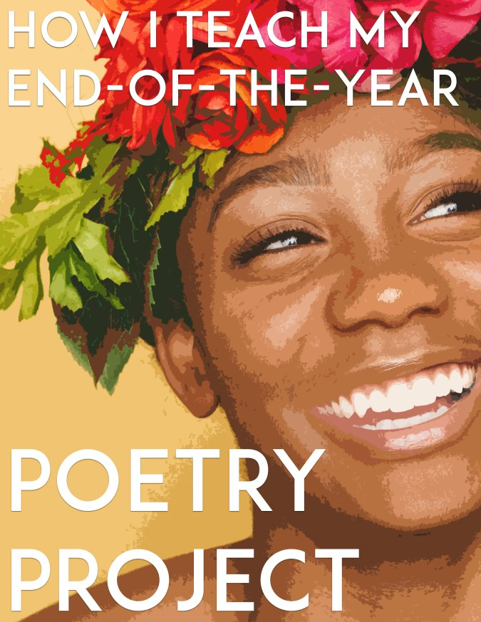 end of the year poetry