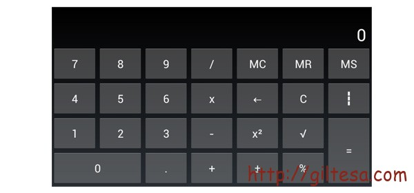 Mi primera APP para Android: Calculadora Básica