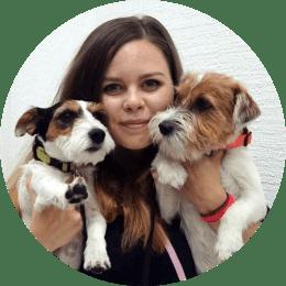 Кузьмина Елизавета Андреевна. Ассистент ветеринарного врача.