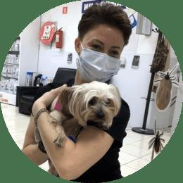 Матвеева Ксения Сергеевна. Ветеринарный врач, нефролог, терапевт.