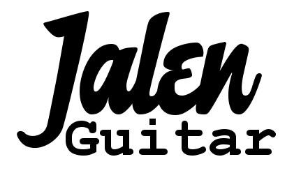 Jalen Guitar Logo