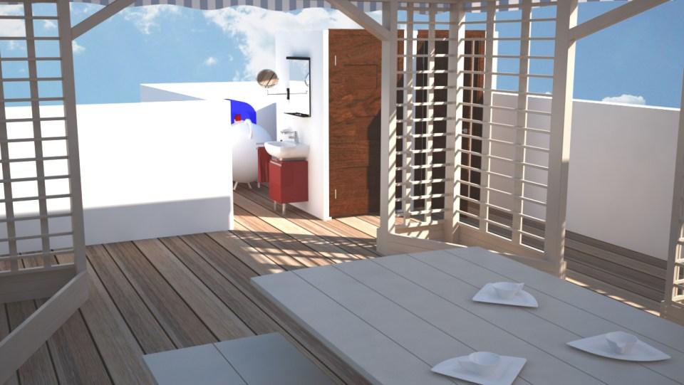 Remodelación De Casa Habitación Gimetric Studio