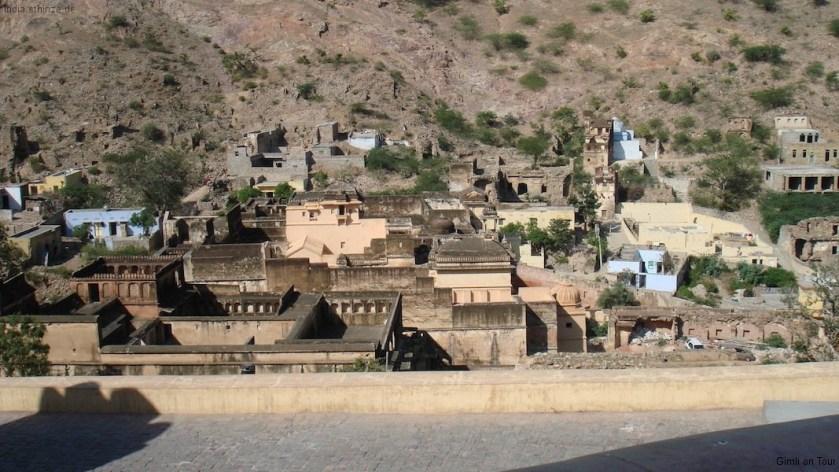 Amber - 1100 Jahre alte Stadt