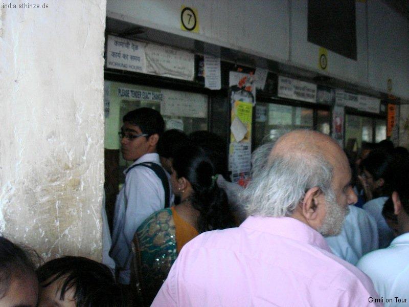 Ticketkauf