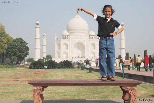 Taj Mahal und Agra Fort