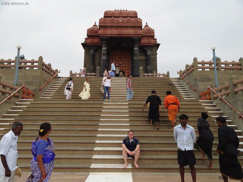 Vivekananda-Denkmal