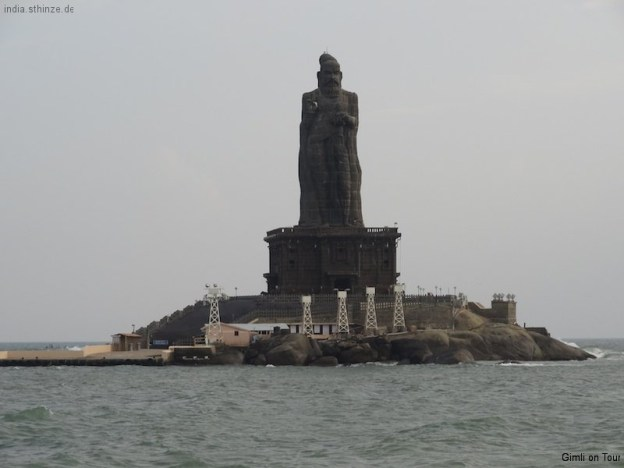 Kanyakumari – Der südlichste Punkt Indiens