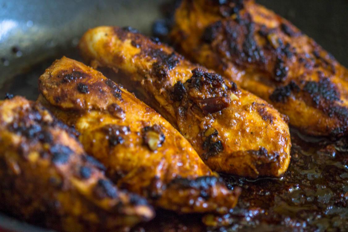 Qdoba Copycat Chicken