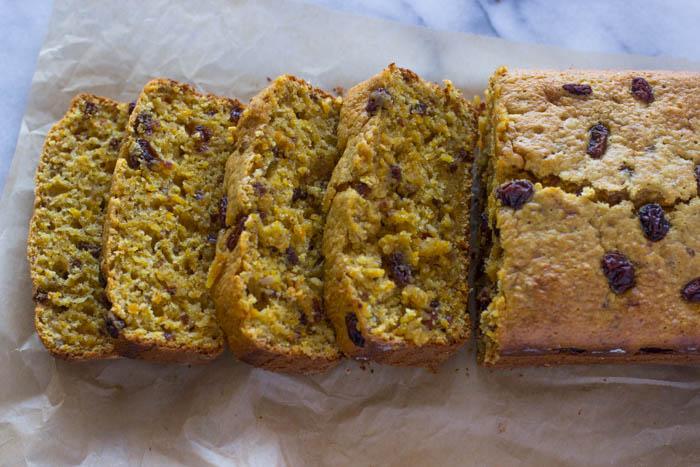 Healthier Butternut Squash Bread