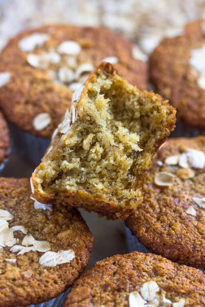 oatmeal banana muffins (12 of 12)