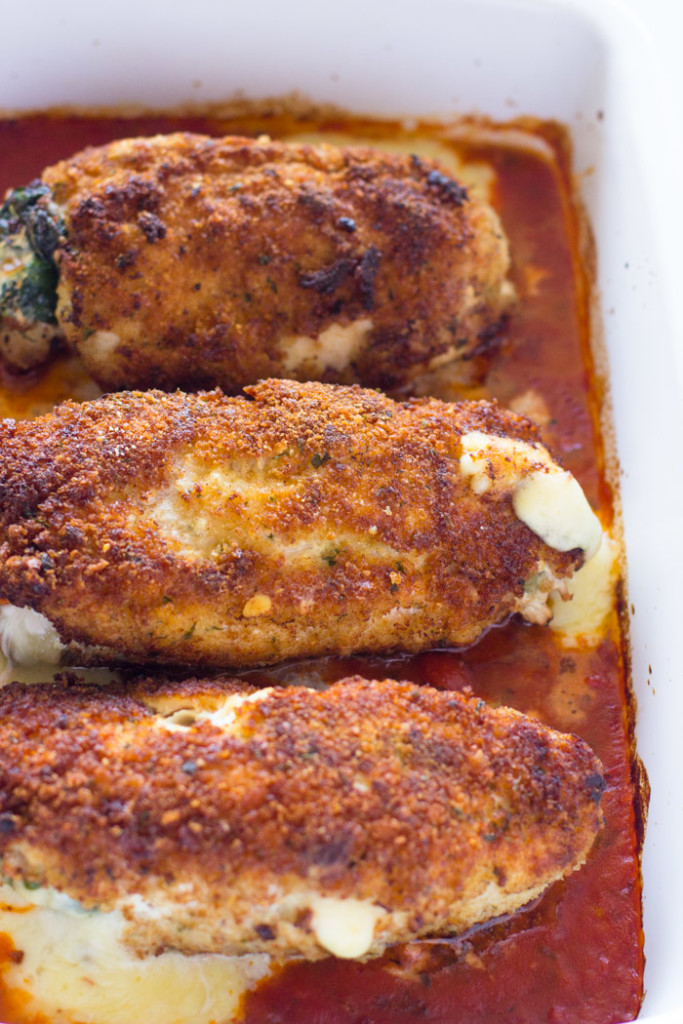 spinach stuffed chicken (13 of 37)