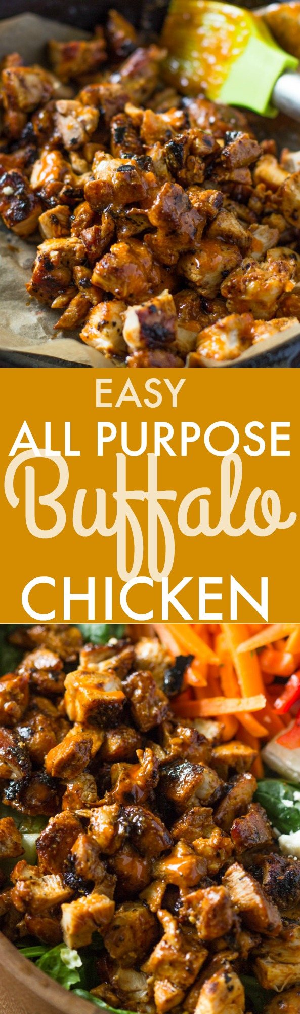 ALL PURPOSE BUFFALO CHICKEN