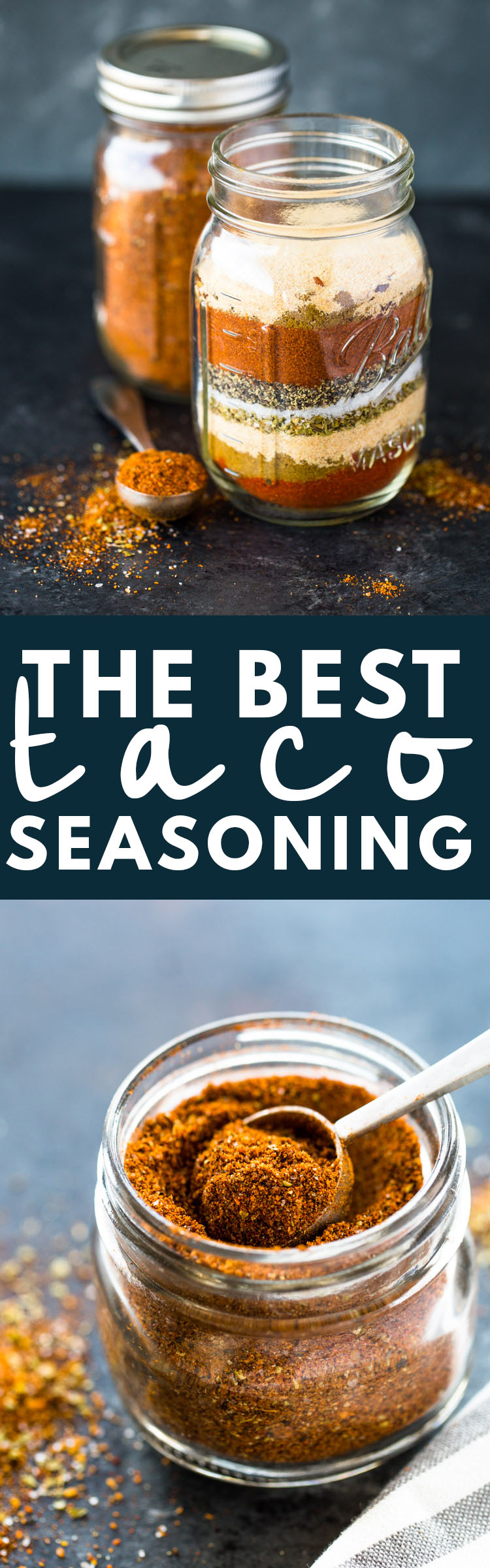The Best Homemade Taco Seasoning Gimme Delicious