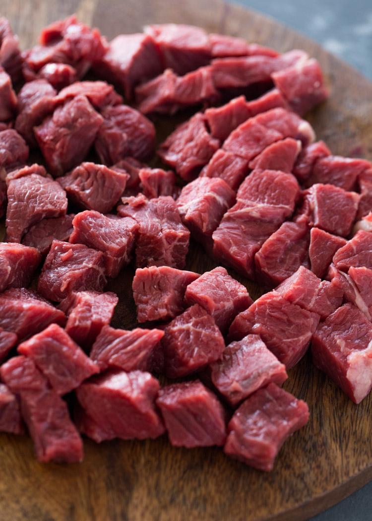 Garlic Steak Bites Gimme Delicious