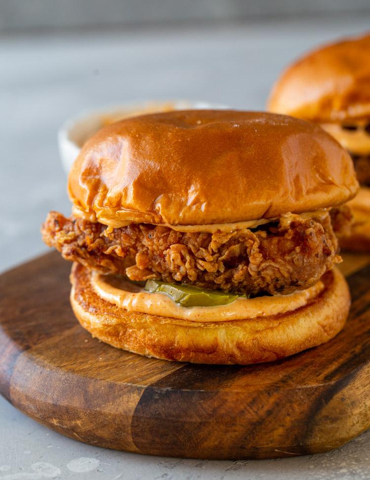 Diy Popeyes Chicken Sandwich Gimme Delicious